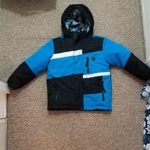 Boys 3 in 1 winter jacket